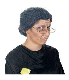 Περούκα Γιαγιάς