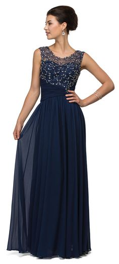 53a79a97f3 Dancing Queen DQ-8816 Chic Boutique  Largest Selection of Prom