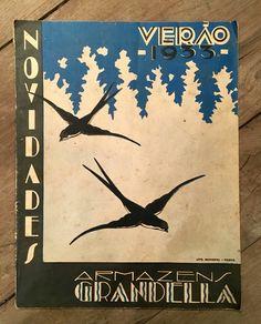 Catalogo dos Armazens Grandella, Lisboa, sec xx