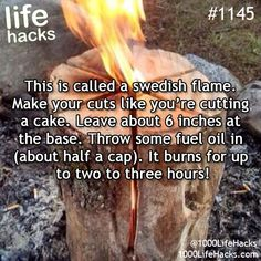 fire pits, camping tricks, interest thing, life hack, outdoor fun
