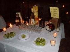 Tequila Tasting Table Tequila Tasting, Party Themes, Party Ideas, Tasting Table, Ladies Night, Table Settings, Birthday Parties, Wedding Ideas, Entertaining