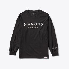 Stone Cut LS Tee by Diamond Supply