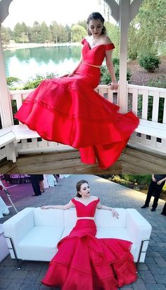 Two Piece Prom Dress, Mermaid Long Prom Dress, Formal Evening Dress,Sexy Evening Dress The Dress Bridal Prom Dresses Under 100, Affordable Prom Dresses, Prom Dresses For Teens, Prom Dresses Online, Mermaid Prom Dresses, Cheap Prom Dresses, Sexy Dresses, Homecoming Dresses, Party Dresses