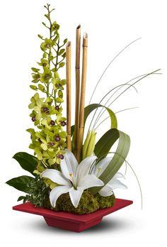 Teleflora's Secret Oasis Flowers, Teleflora's Secret Oasis Flower Bouquet - Teleflora.com