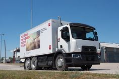 Renault покажет новые грузовики на газе