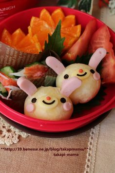 Rabbit Cheese in mashed potatoes