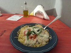 Špagetárna ve městě Olomouc