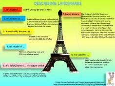 describing landmark