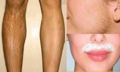 Remove Unwanted Hair In 3 Minutes Using This Natural Baking Soda Recipe! - Skin Care Tips Remove Unwanted Facial Hair, Unwanted Hair, Remove Public Hair, Kai, Soda Recipe, Wax Hair Removal, Beauty Recipe, Models, Bakken