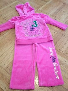 Juicy Couture Baby Girls