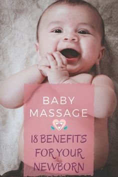 Daily baby massage has massive benefits for your newborn. In Ayurveda, it is a must in your daily baby care routine. Ayurveda, Baby Massage, Massage Oil, Third Baby, First Baby, Baby Yoga, After Baby, Baby Arrival, Pregnant Mom