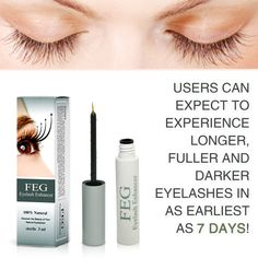 f1f40fe867b FEG eyelash growth //eyelash extension serum is a growth serum for  eyelashes and eyebrows