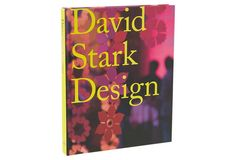 David Stark is a genius party (event) planner that has a list of clients that you can't believe. I love this book for it's creativity...it's really fun!