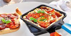 Rezept: Raclettepizza