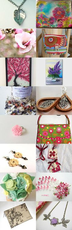 Full Blooms by Diane Springer on Etsy--Pinned with TreasuryPin.com