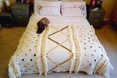 30 IKEA Hacks to Freshen Up Your Bedroom via Brit + Co.