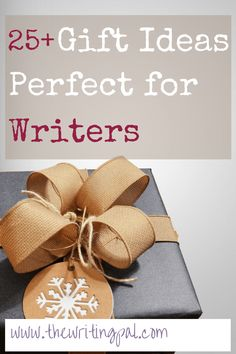 Gift Ideas Perfect for Writers www.thewritingpal.com