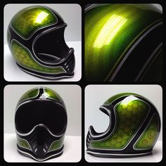 Chemical Candy Customs: Fresh Paint...Bell Moto 3