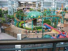 Mall of America (indoor amusement park)