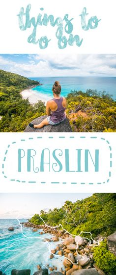 Top 12 Praslin Attractions, Tours and Tips (Seychelles) The post 12 highlights on Praslin that you should not miss appeared first on Woman Casual - Travel Europe Destinations, Honeymoon Destinations, Holiday Destinations, Honeymoon Tips, Romantic Honeymoon, Romantic Travel, Praslin Seychelles, Seychelles Islands, Seychelles Honeymoon