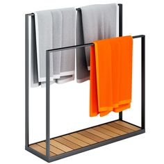 Garden towel hanger by Röshults.