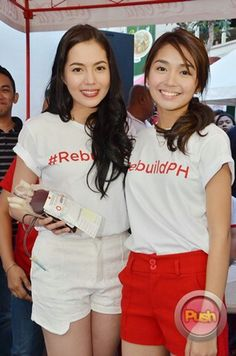 Kath and Julia are the best Kapamilya BFFs forever! Child Actresses, Child Actors, Star Magic, Kathryn Bernardo, Broken Relationships, All Grown Up, Bff Goals, Filipina, Asian Beauty