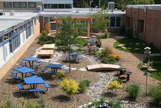 Deephaven Elementary School / Interactive Outdoor Classroom - Google Search
