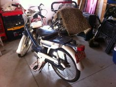 1970 Honda PC 50 Moped - http://www.gezn.com/1970-honda-pc-50-moped.html
