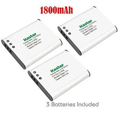 Kastar DLI92 Battery 3Pack for Ricoh Pentax DLI92 DBC92 KBC92 Olympus LI50B and Pentax Optio I10 RZ10 RZ18 WG1 WG1 GPS WG2 WG2 GPS WG3 WG3 GPS WG4 WG4 GPS WG10 X70 ** Read more reviews of the product by visiting the link on the image. This is an Amazon Affiliate links.