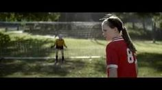 Keep Her in The Game, PSA about Title IX and keeping girls involved in sports; :45