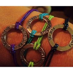Quick DIY bracelet