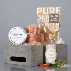 Fancy Salt Collection