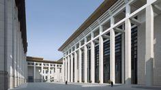 2010 China, Beijing   National Museum of China-gmp Architekten von Gerkan, Marg und Partner