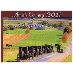 Amish Country 2017 Calendar