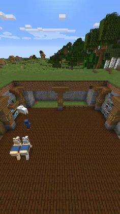Minecraft Designs, Minecraft Stuff, Carnival Costumes, Baseball Field, Golf Courses, Projects To Try, Construction, Minecraft Ideas, Minecraft Houses