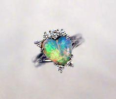 Moser Jewellery - Opal Rings