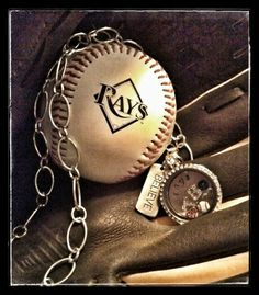 Tampa Bay Rays Origami Owl