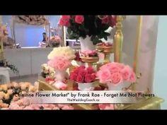 WedLuxe 2015 - Flower Market