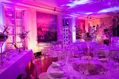 Photo du salon du mariage du Creusot
