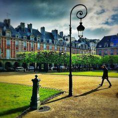 Place des Voges Paris: meraviglia !!!