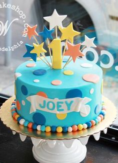 Custom Kids Birthday Cakes | Whipped Bakeshop