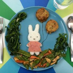 Slice of Happiness – The creative meals of a mother of four children