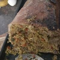 Tostadas, Chicharrones, Banana Bread, Pork, Cooking Recipes, Beef, Chicken, Desserts, Lentil Soup