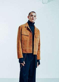 Maxime Frenel for Insilence Fall/Winter 2016