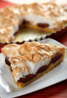 Ciasto ze śliwkami i bezą PROSTY PRZEPIS - ofeminin
