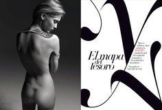 vogue spain  magazine design  typography  TAGS  Didot typeface  Espana December 2012  magazine design  typography  Vogue Spain