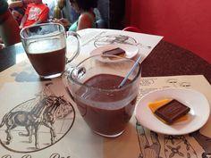 Photo taken at Casa Cortés Choco Bar by Adriana C. on 11/10/2013