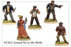 Armed Ne'er Do Wells - VC012