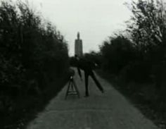 bas jan ader, broken fall (geometric), 1970