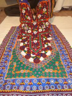 banjara gypsy mirror work handmade dresses